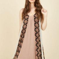 Ryu Oolong for the Ride Shift Dress | Mod Retro Vintage Dresses | ModCloth.com
