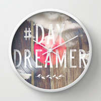 DayDreaming Wall Clock by HappyMelvin