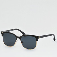 Black Club Sunglasses, Black