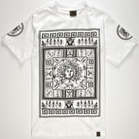 Last Kings The Rhyme Mens T-Shirt White  In Sizes