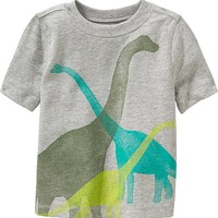 Old Navy Dinosaur Tees For Baby