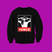 unisex adults shirt beyonce yonce obey style