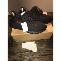 Yeezy Boost 350 V2 Bred Size 10