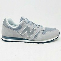 New Balance 373 Grey Trainers Mens Sneakers Size 11 ML373GR