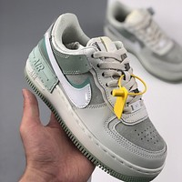 Nike Air Force 1 AF1 Retro Colorblock Low Top Sneakers Shoes