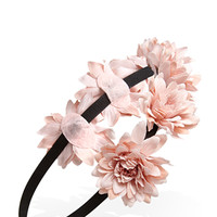 FOREVER 21 Standing Floral Headband