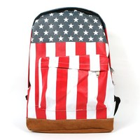American Stars and Stripes Backpack