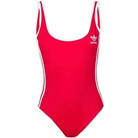 ADIDAS Women Fashion One Piece Swimwear Bikini Swimsuit
