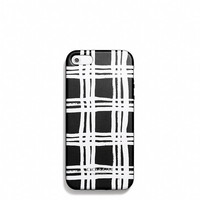 IPHONE 5 CASE IN PAINTED PLAID