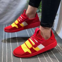 Adidas PW Human Race Fashion Running Sneakers Sport Shoes