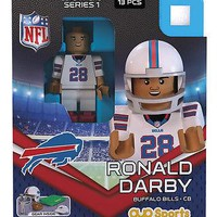 RONALD DARBY BUFFALO BILLS G3LE OYO MINIFIGURE BRAND NEW  SHIPPING