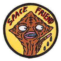 Patch: Space Friend
