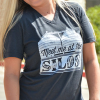 Meet Me At The Silos Tee