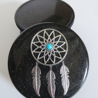 Dreamcatcher Three part Magnetic Herb Weed Tobacco Grinder