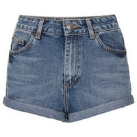 Vintage High Waisted Hotpants - Clothing