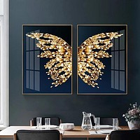Butterfly Hanging Diamond Painting For Dining Room