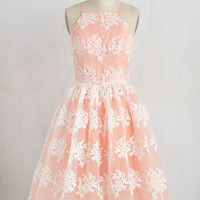 Flourish of Floridity Dress | Mod Retro Vintage Dresses | ModCloth.com
