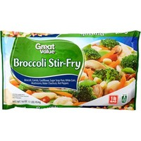 Great Value: Broccoli Stir-Fry, 16 Oz - Walmart.com