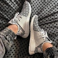 Adidas NMD XR1 PK Trending Women Men Casual Stripe Camouflage Running Sport Shoes Sneakers I