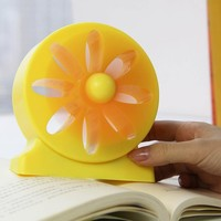 Creative USB Portable Mini Cartoons Fan [6270380422]