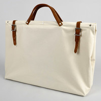 heritage leather co - 20 all canvas utility bag no 315