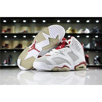 Air Jordan 6 Retro Hare 384664-113