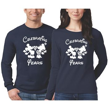 Anniversary Shirts for Married Couples