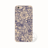 Tattoo Shell Phone Case For iPhone 7 7Plus 6 6s Plus 5 5s SE
