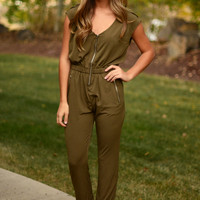 She's a 10 Jumpsuit