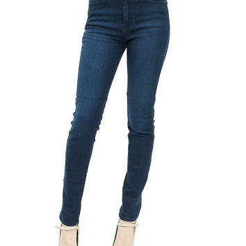 Premium quality high waisted ankle skinny jeans by Just USA
