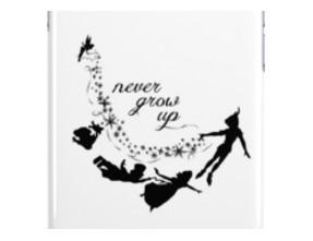 Peter Pan ~ Never grow up