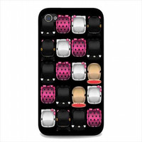 Pimp your hello kitty For iphone 4 and 4s case