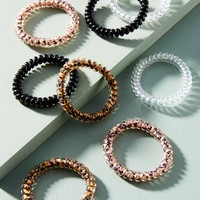 Coiled Hair Tie Set