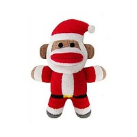 Sock Monkey — Jolly Santa