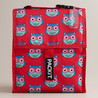 Owls PackIt Freezable Lunch Bag - World Market