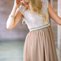 A'reve: Veda Tulle Dress