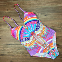 Beach Swimsuit Hot Summer New Arrival Sexy Slim Swimwear Bikini [10603747087]