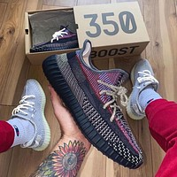 Adidas Yeezy Boost 350 V2 Static Gym shoes