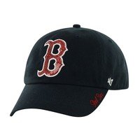 '47 Brand Boston Red Sox Sparkling Clean Up Adjustable Cap - Adult, Size: One Size (Rsx Team)