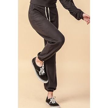 Breathe Easy Joggers - Black