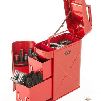 Rampage Products Locking Trail Can Utility Tool Box | Jeep Parts and Accessories | Quadratec