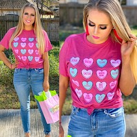 Texas Sweet Heart tee