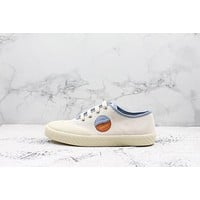 Bally Retro Scarlett Super Smash White Blue Sneakers