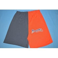 90s Atlanta Braves Deadstock Boy's Baseball Shorts Size 8