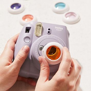 Instax Mini Pastel Color Filter Lens - Set Of 6 | Urban Outfitters