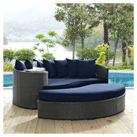 Sojourn Outdoor Patio Sunbrella® Daybed - Modway