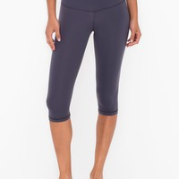 Knee Length Fitness Pant | American Apparel