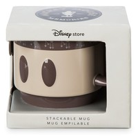 Disney Store Mickey Memories November Limited Stackable Coffee Mug New with Box