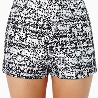 Static Metal Shorts