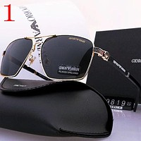 Perfect Armani Fashion Women Summer Sun Shades Eyeglasses Glasses Sunglasses